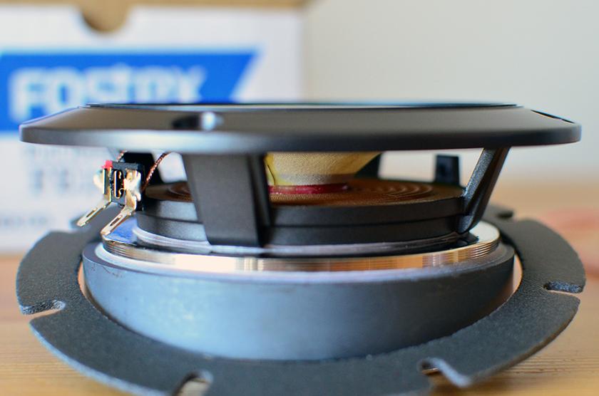 Fostex FE108-Sol Full Range Speaker
