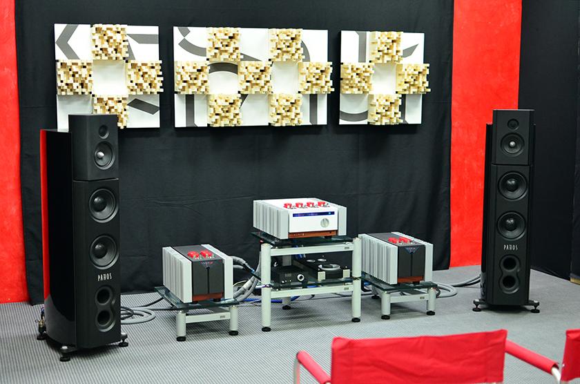 Pathos Acoustics room