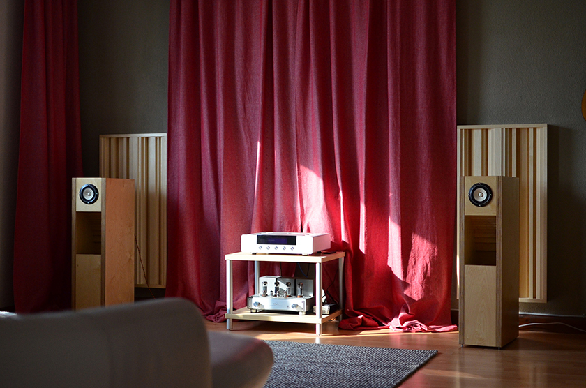 My audiophile journey