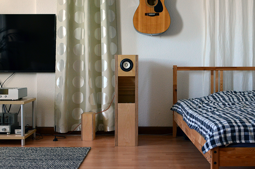 Audio reproduction in non-symmetrical situations