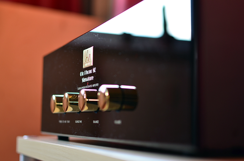 First impressions of Audio Note OTO Phono SE Signature integrated amplifier