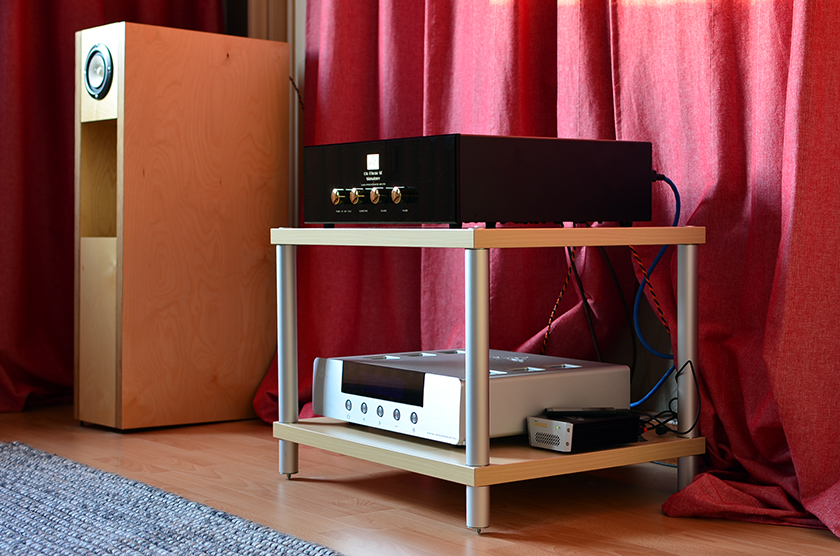 Audio Note OTO Phono SE Signature integrated amplifier