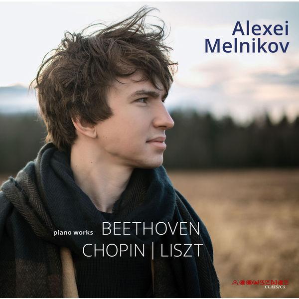 Alexei Melnikov – Piano Works