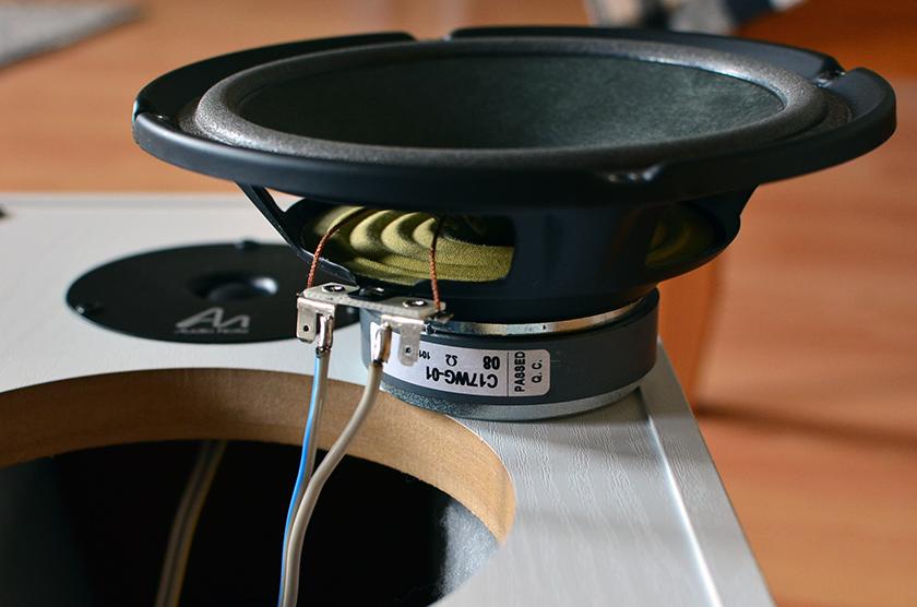 Vifa C17WG-01 speaker driver