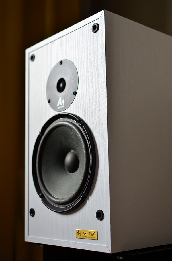 Audio Note AX-Two stand-mounted loudspeaker