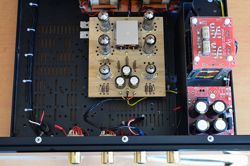 Audio Note OTO Phono SE Signature integrated amplifier